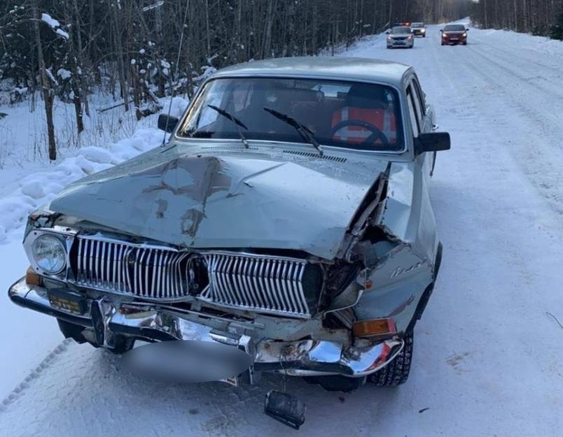 В Тверской области трезвый водитель не уберег пожилую пассажирку