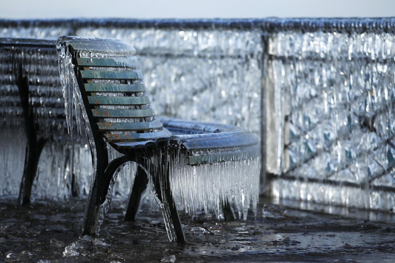 Мороз, потепление и дождь в Тверской области: прогноз на неделю
