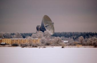 Знаменитый калязинский радиотелескоп в Тверской области реконструируют