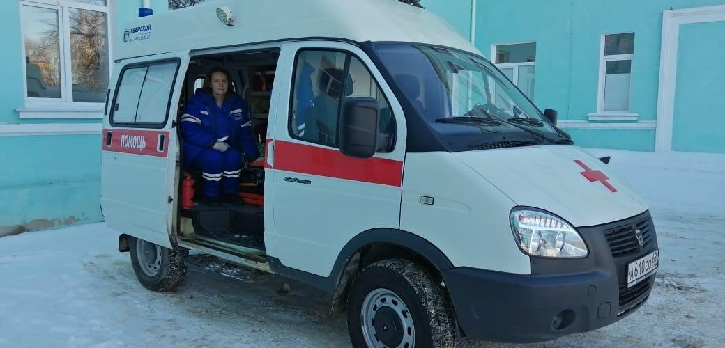 Водитель скорой из Тверской области написал песню про нелёгкую работу