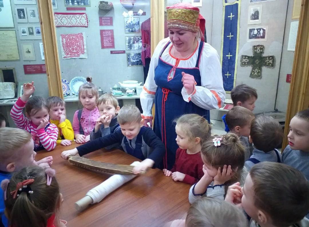 В Лихославле Тверской области открылась чудо-изба двух народов