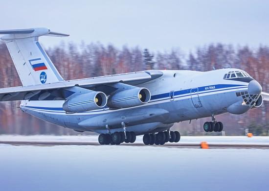 Молодые лётчики пролетели в боевом порядке над Тверской областью