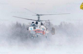 Жителя Тверской области эвакуировали вертолётом санавиации