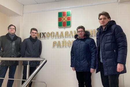 Исследователи из МГИМО провели научную экспедицию в Лихославльский район