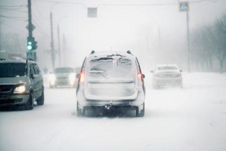 Еще один большой снегопад пообещали в Тверской области