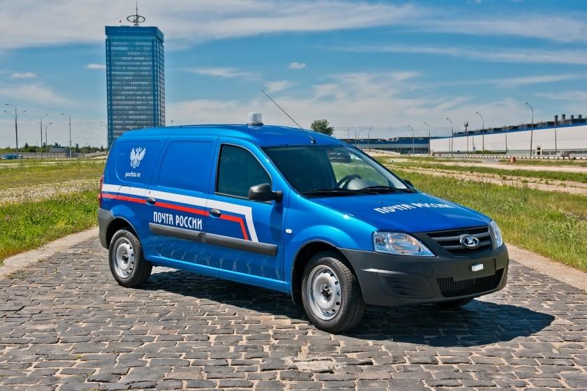 Почта России стала одним из основных логистических партнеров по доставке автозапчастей дилерам LADA