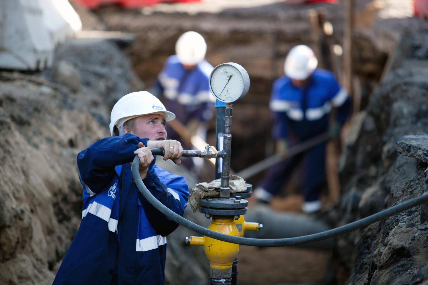Новый десятикилометровый газопровод начали строить под Тверью