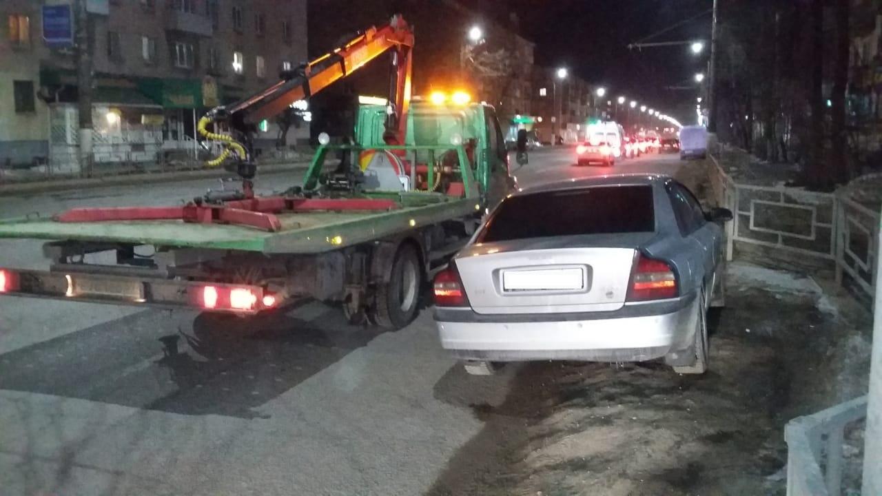 25 пьяных водителей остановили в Тверской области за сутки