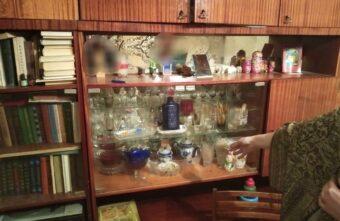 В Тверской области жильцы сняли квартиру и полностью её обчистили