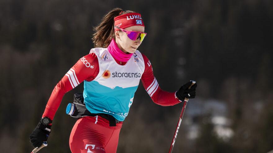 Легендарная тверская лыжница украла у финнов серебро