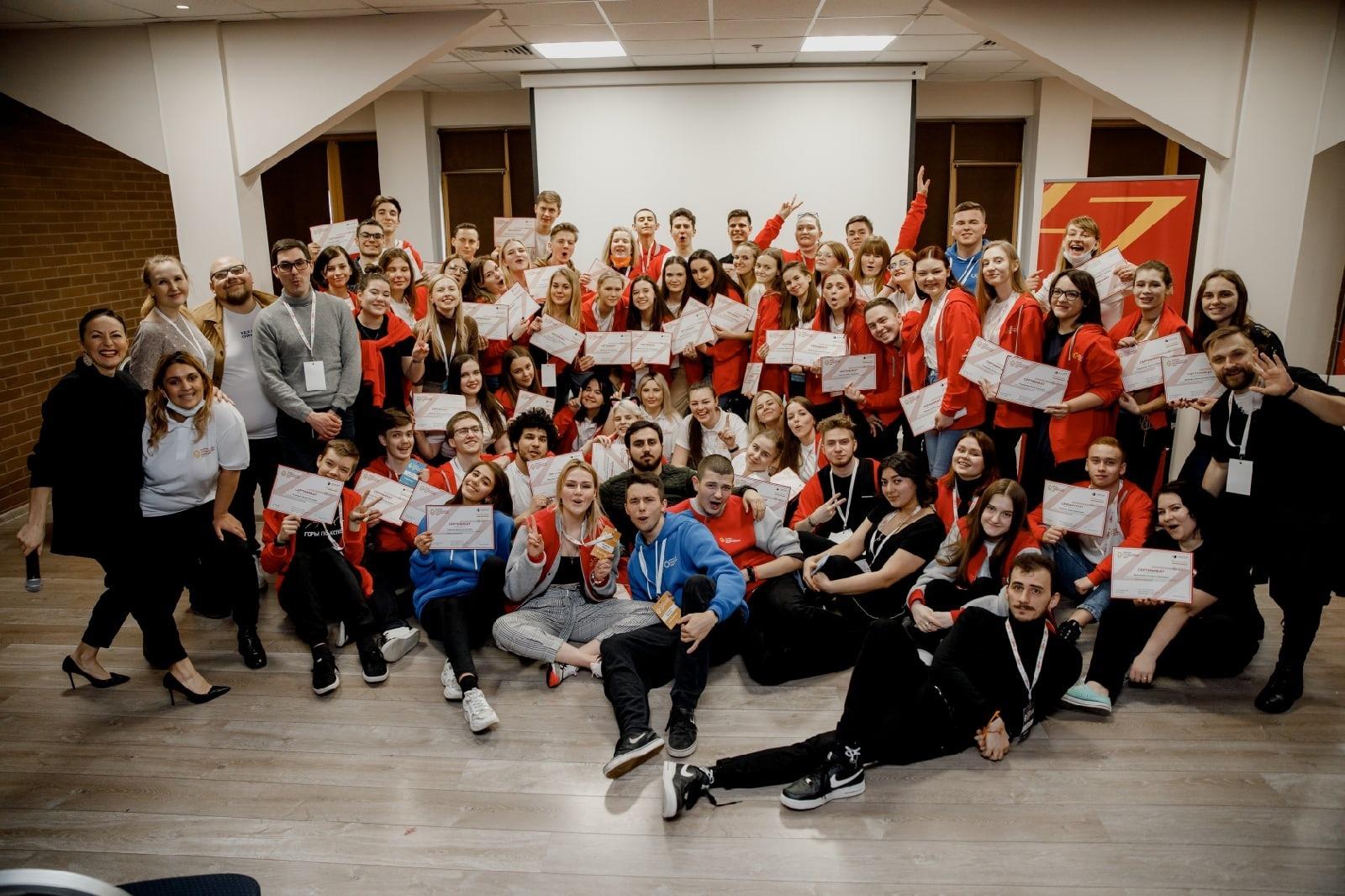 Активисты ТвГТУ посетили форум Национальной лиги студенческих клубов