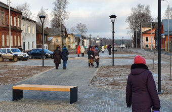 В Тверской области составили список проектов для благоустройства в 2022 году