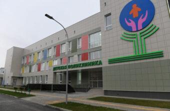 """""""Мы любим всех тверских мамочек"""": губернатор рассказал о новой детской поликлинике"""