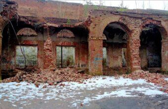 Проект готов: аварийные торговые ряды в Вышнем Волочке дождутся реставрации