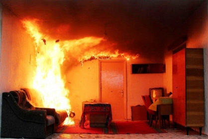 В Тверской области в сгоревшей квартире нашли труп