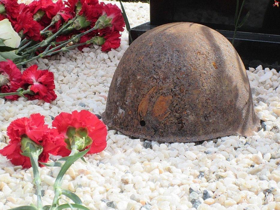 Поисковики ищут родственников красноармейца, воевавшего в Оленинском районе