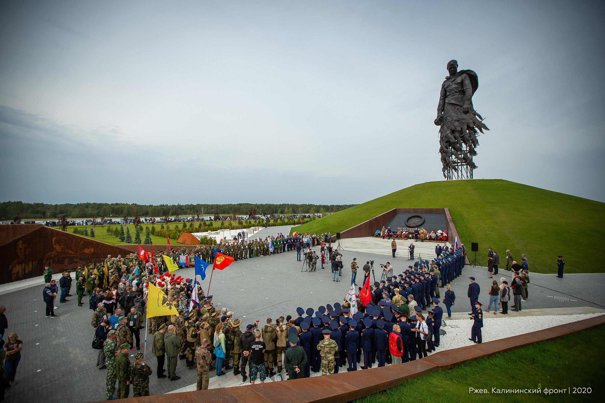 Полутысячный полевой лагерь развернётся в Тверской области