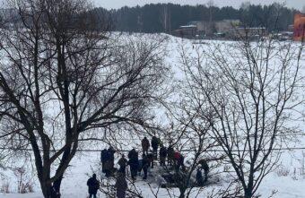 Жители Тверской области призывают делать проруби, чтобы спасти рыбу