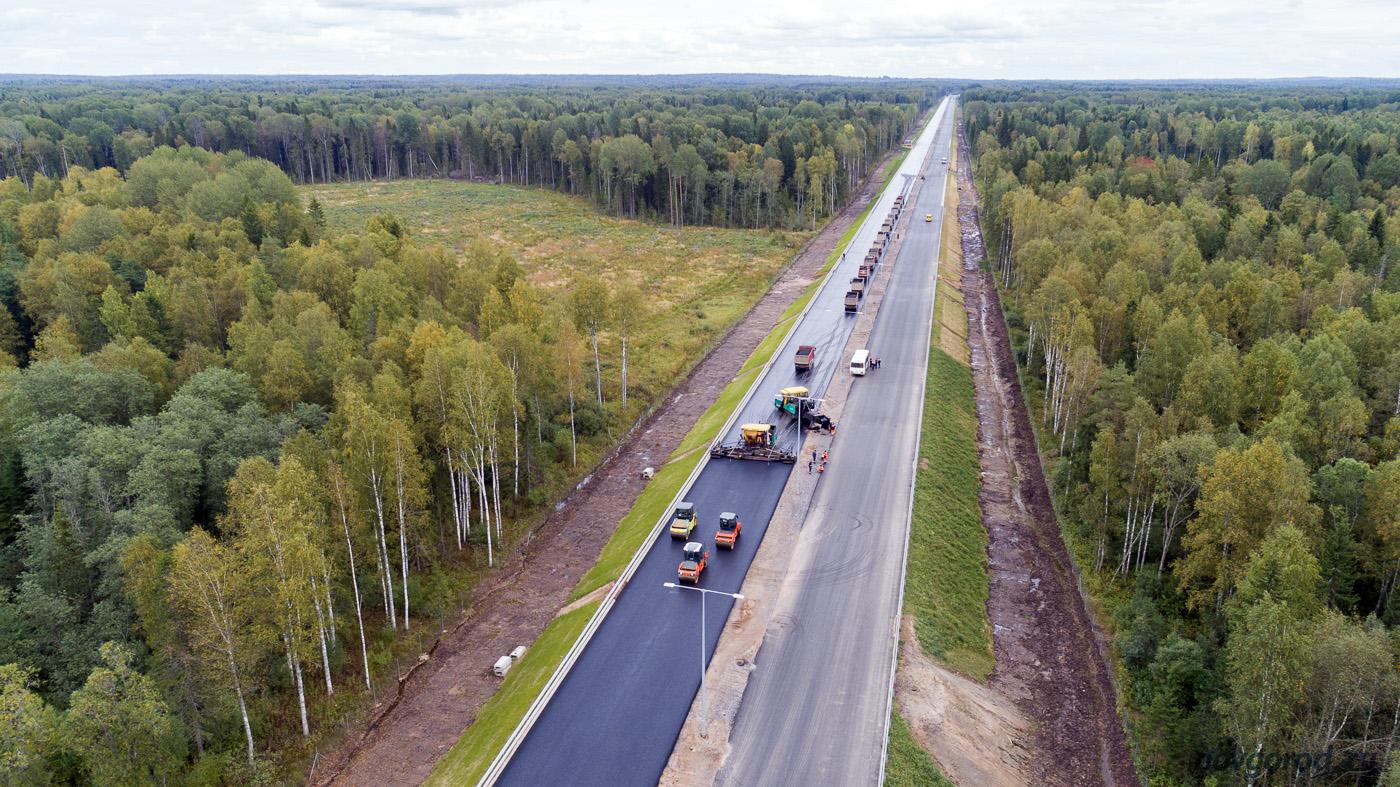 В Тверской области москвичи хотели купить участки трассы М-11