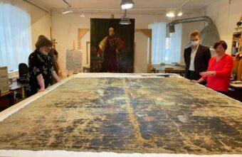 Уникальная картина времён Тверской губернии нашлась в Смоленской галерее