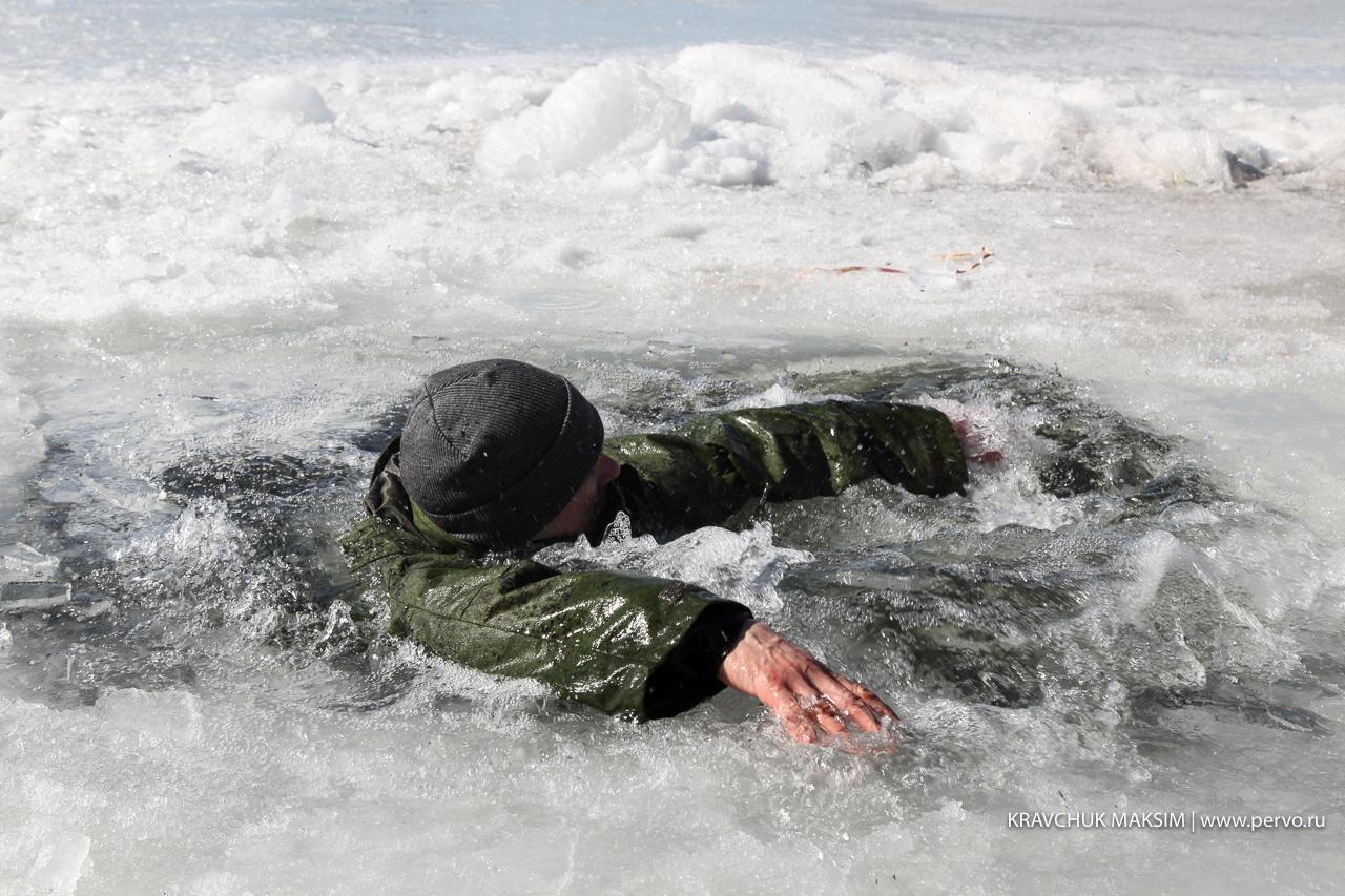 На опасном льду в Тверской области продолжают гибнуть люди