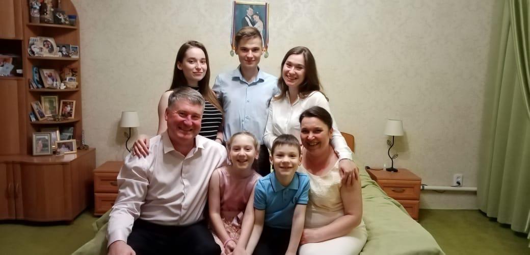 Тверской папа номер один признался, что не хотел столько детей