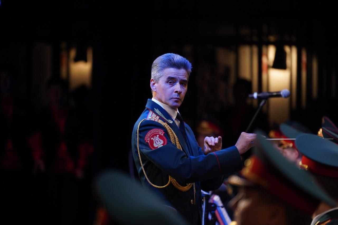 Легендарный ансамбль исполнил в Твери «Песни Победы»