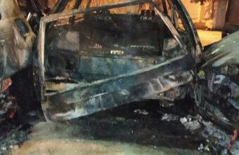 В Твери поймали мужчину, который сжёг три машины по просьбе владельца