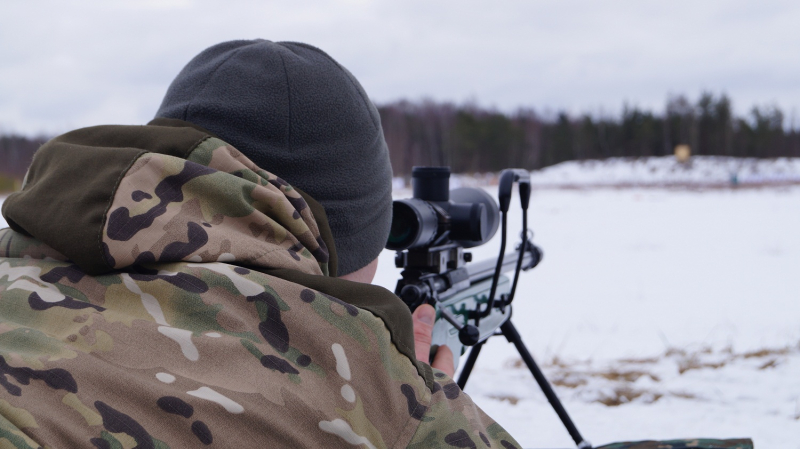 Опубликовано видео с соревнований тверских снайперов