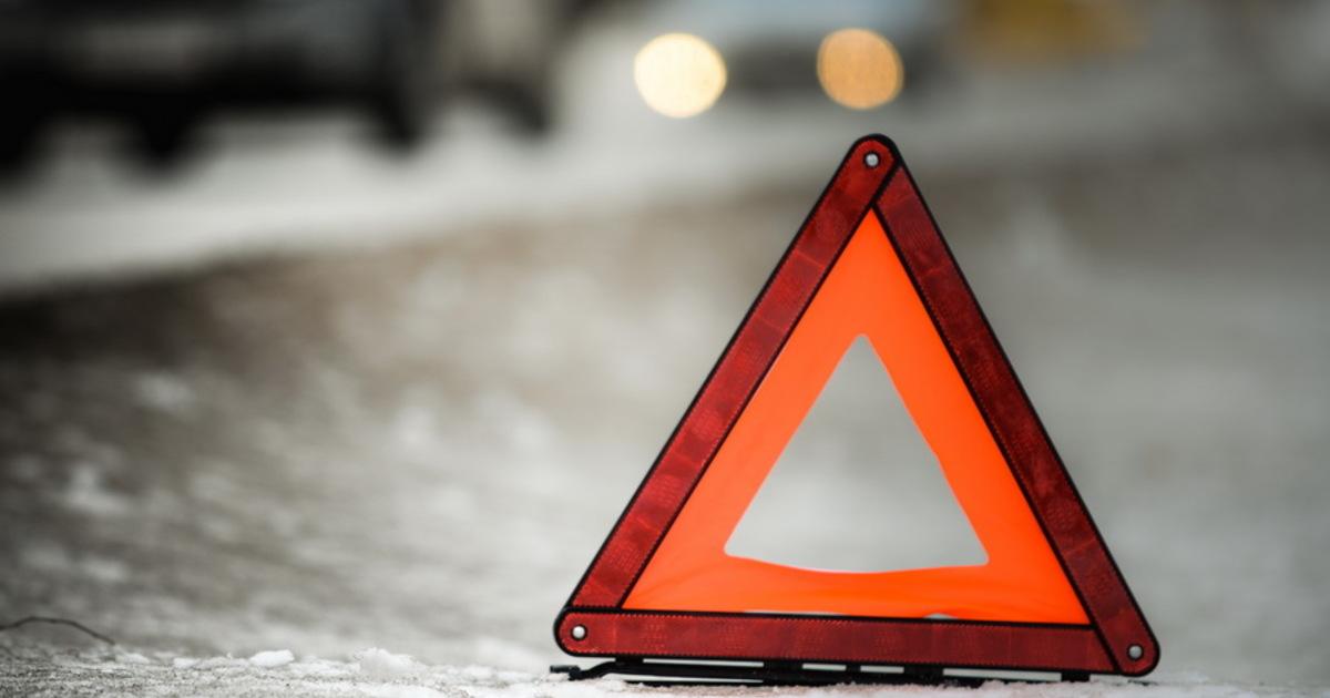 Два ВАЗа столкнулись на трассе в Тверской области