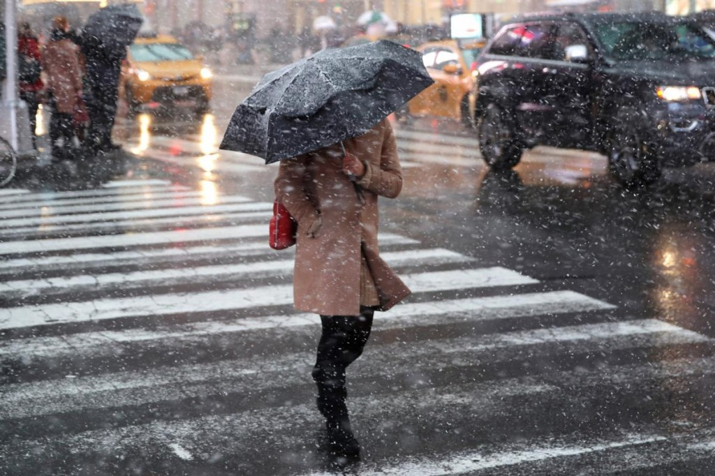 За выходные погода в Тверской области трижды кардинально изменится