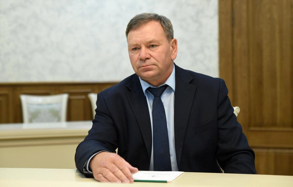 Андрей Ефименко: За дороги перед жителями не стыдно