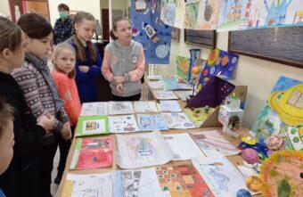 Дети из Вышневолоцкого городского округа отправились в «Книжное космическое путешествие»