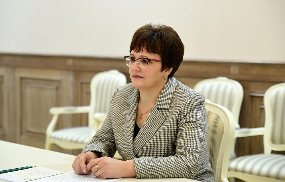 Татьяна Кудрявцева: В Лесном районе ежегодно происходят положительные изменения