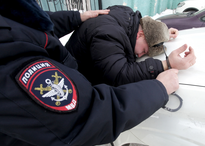 В Тверской области скрывались 13 злостных преступников, находящихся в розыске