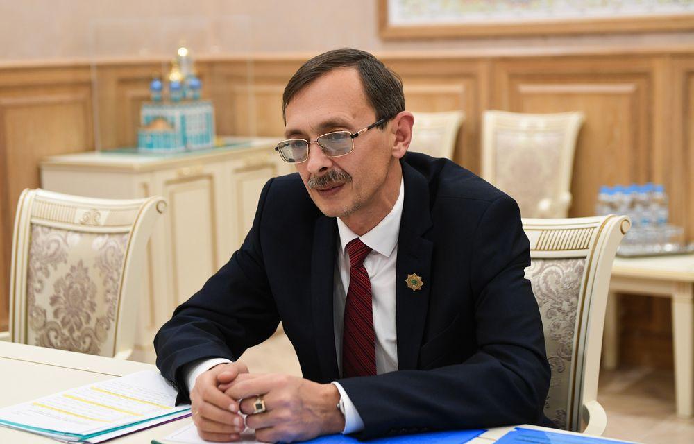 Олег Дубов: за последние пять лет в Оленинском МО произошли серьезные изменения