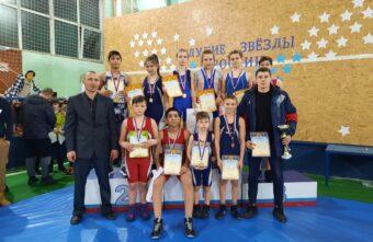 Калязин отправил на соревнования по борьбе 34 спортсмена