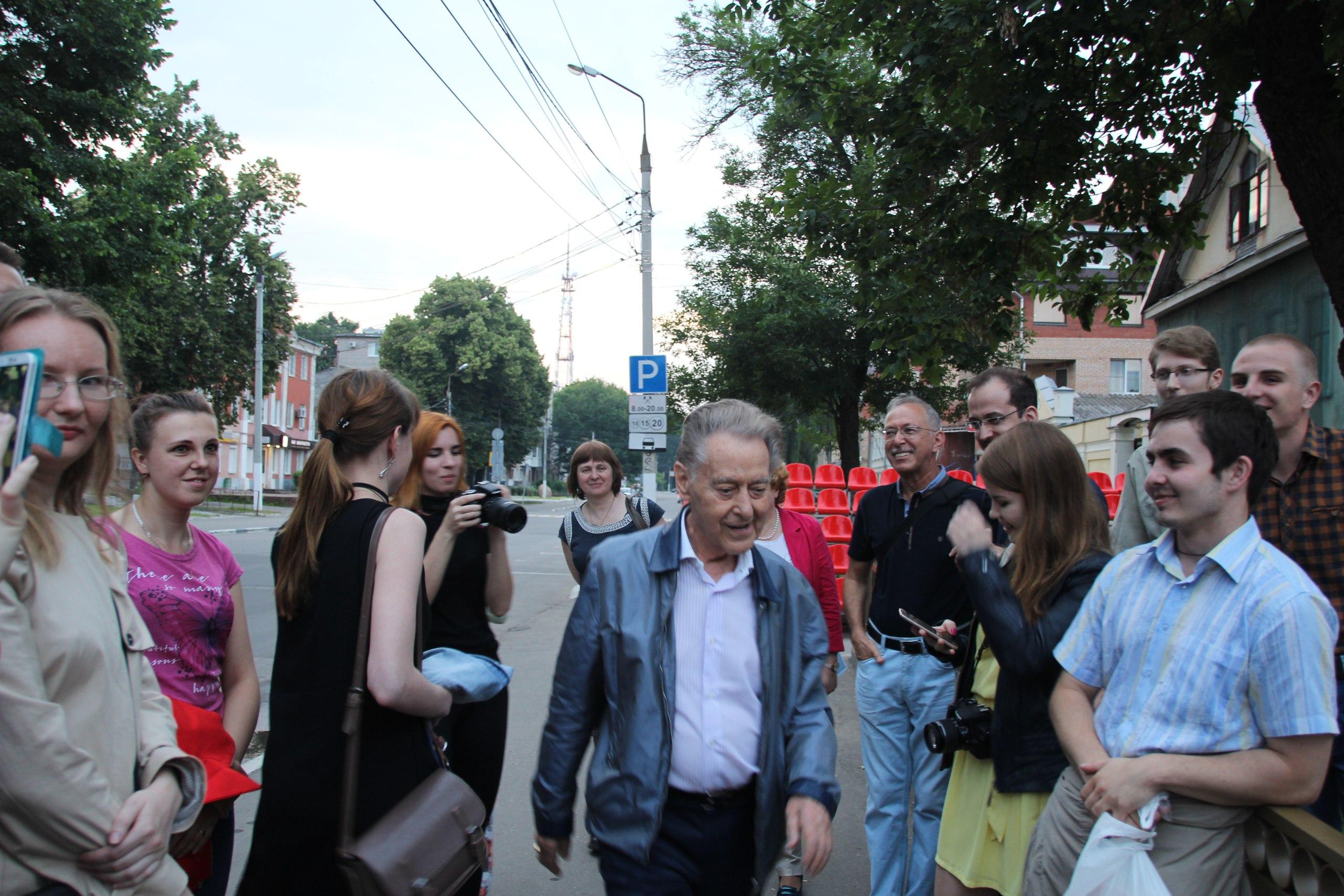 В Твери впервые вручат Всероссийскую премию имени Андрея Дементьева