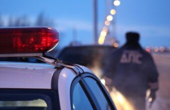 Пьяный водитель устроил себе ДТП на трассе в Тверской области