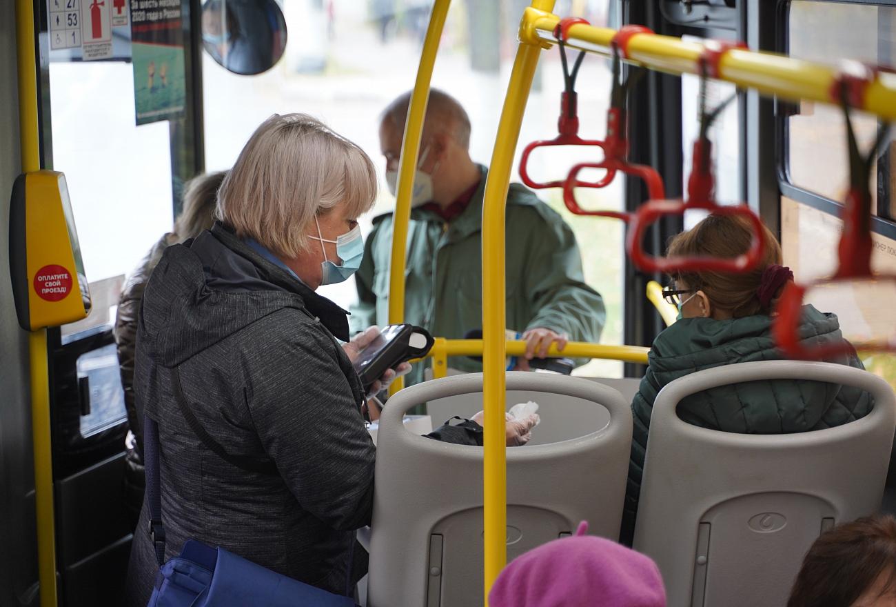Пассажиры синих автобусов в Твери сэкономили около 6 миллионов рублей