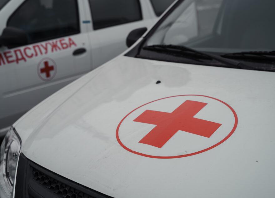 Новые машины скорой помощи появились в 12 муниципалитетах Тверской области