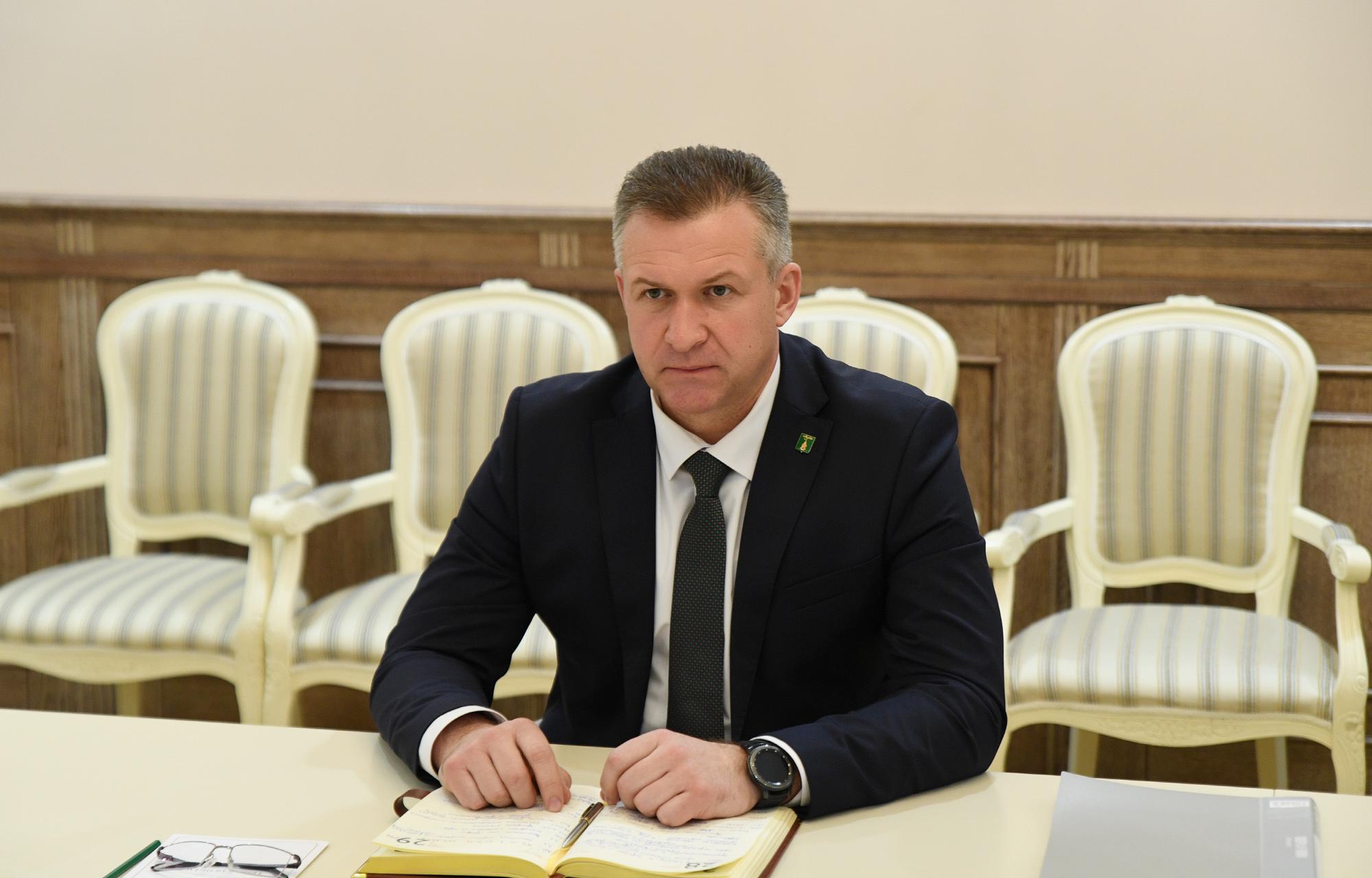 Александр Бриж: Торопец становится всё более комфортным для жителей и гостей