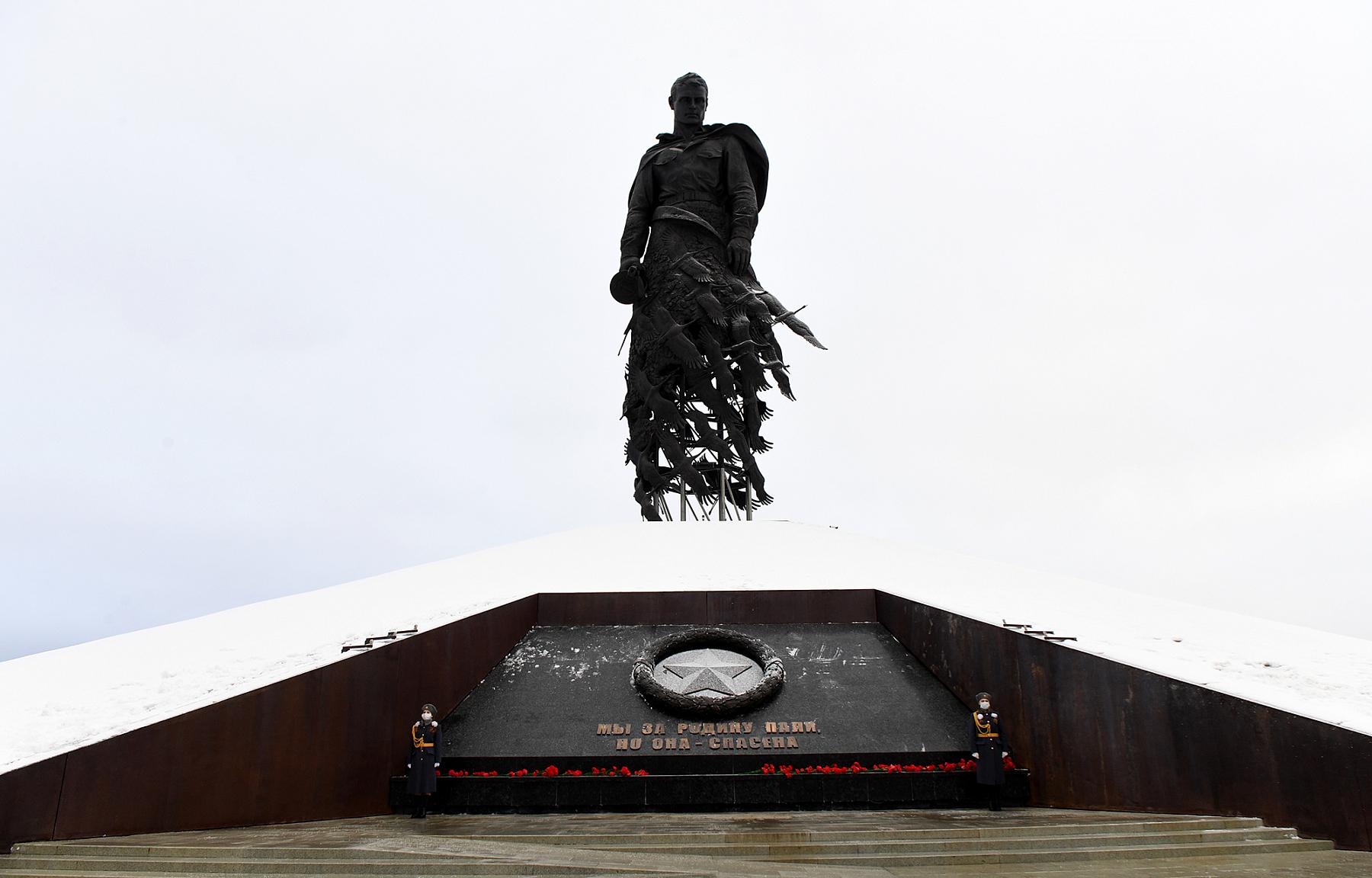 Ровно 78 лет назад из Ржева выгнали нацистов