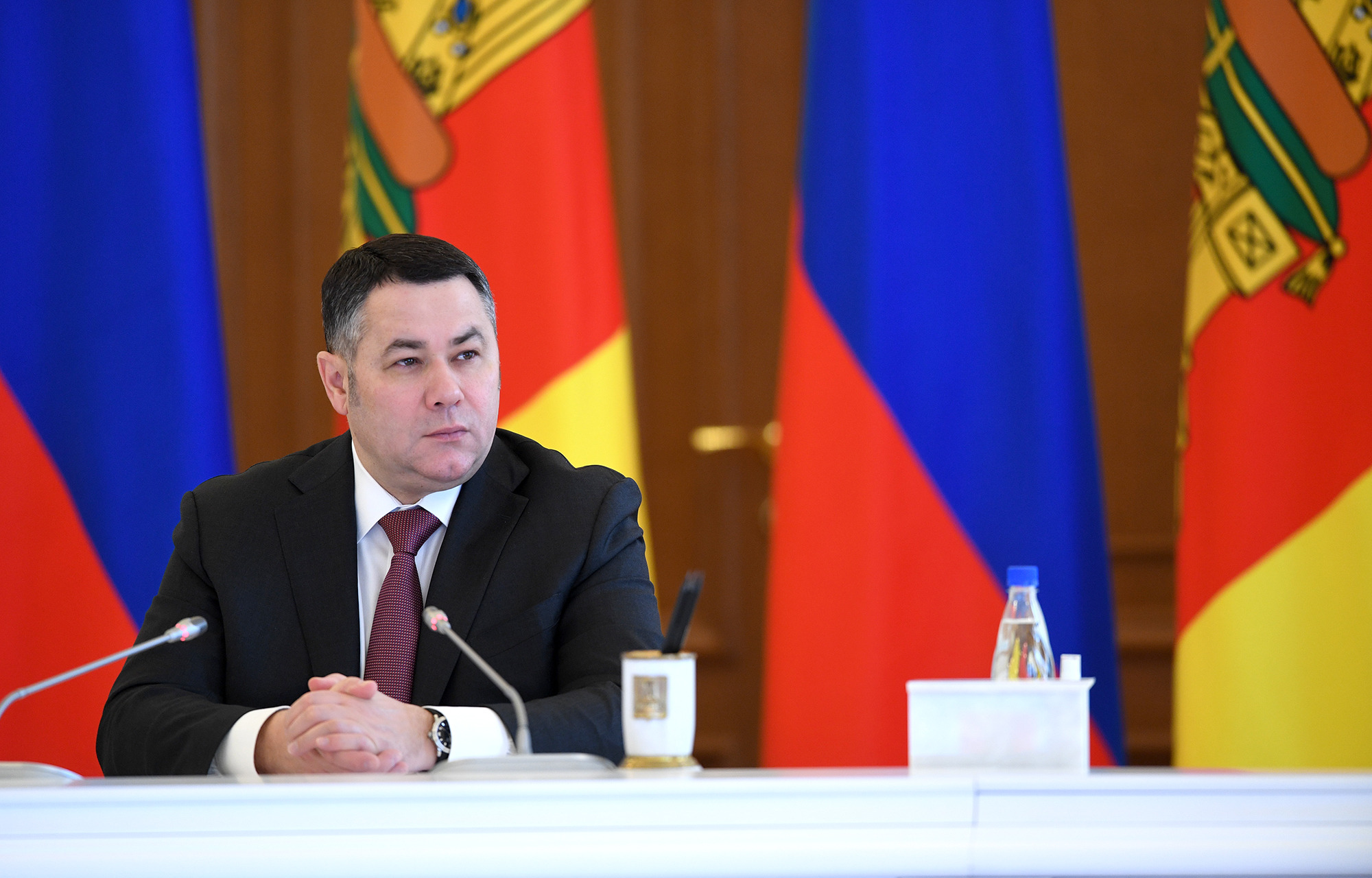 Новые городские пространства и центры деловой активности появятся в Тверской области