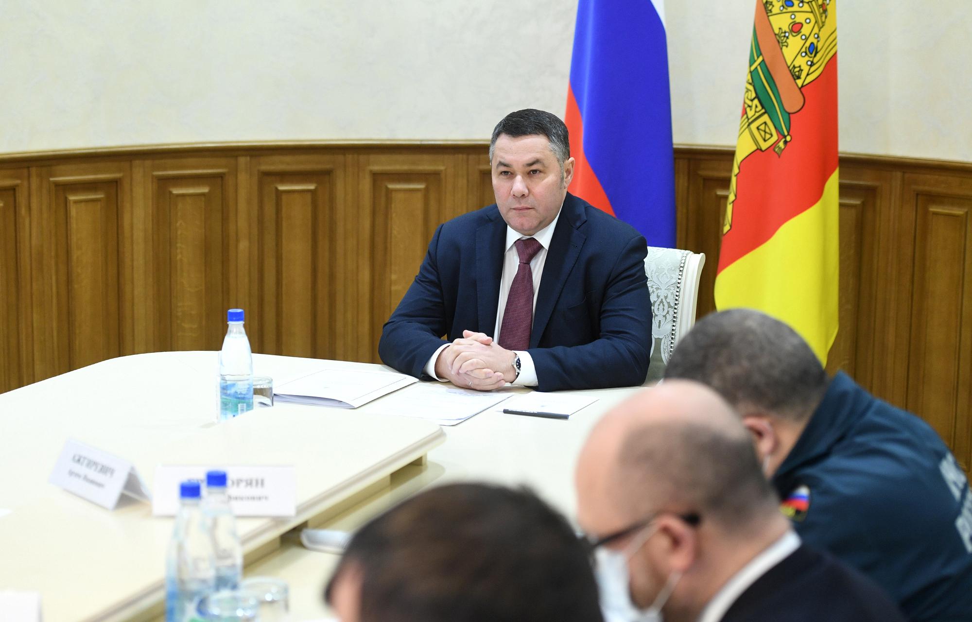 Выделены деньги на доплаты работникам скорой помощи Твери и Калининского района