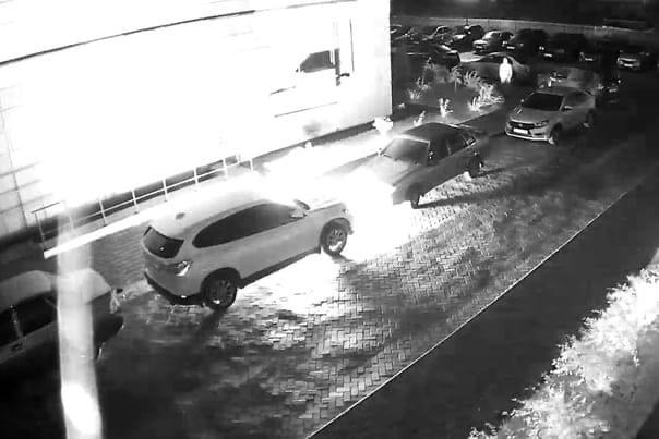 Подозреваемого в поджоге BMW задержали в Твери