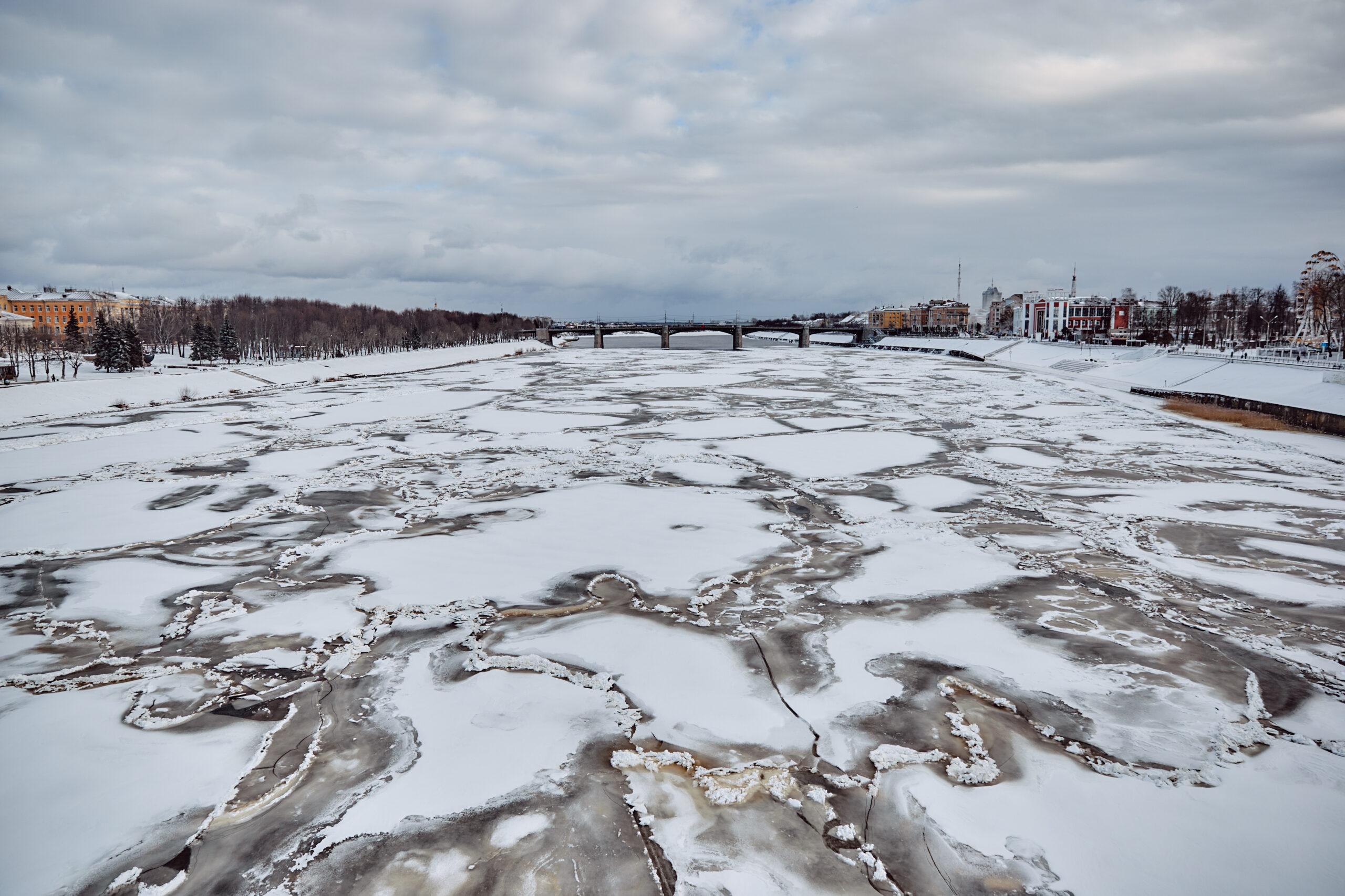 Синоптики рассказали, на сколько дней вернётся зима в Тверскую область