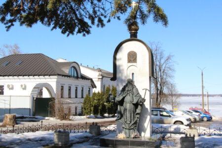 В Тверской области состоялся пресс-тур по местам святого Макария Калязинского