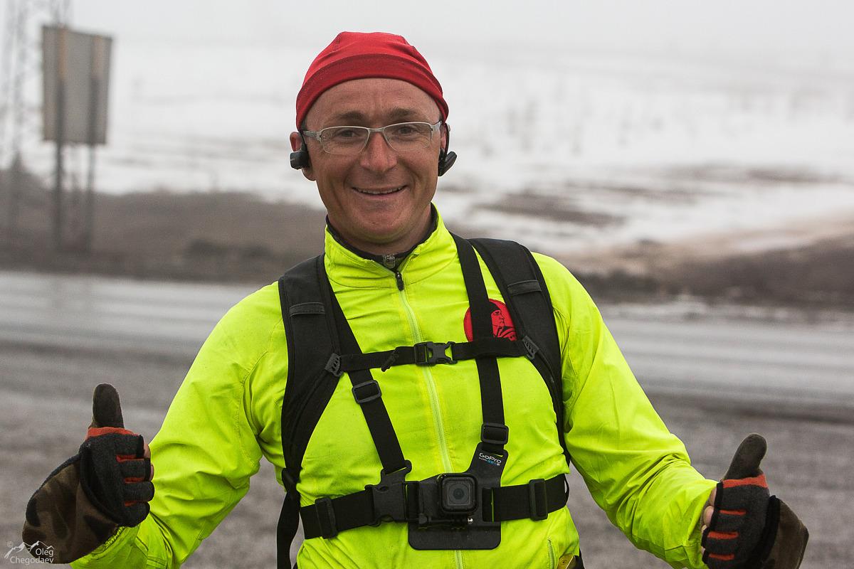 160 километров от Твери до Москвы пробежит известный лесничий