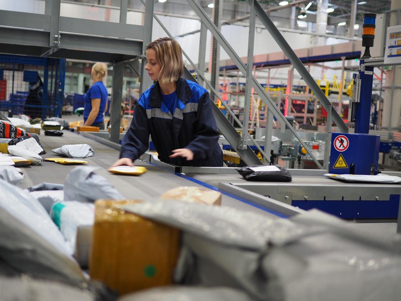 Почта России вошла в топ-10 международного рейтинга PwC по качеству EMS-доставки